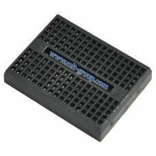 Mini Breadboard 170 points Black Color
