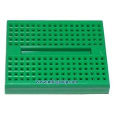 Mini Breadboard 170 points Green Color