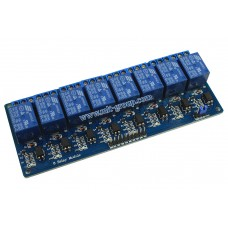 8 Channel 5V Relay Module (Optocoupler)