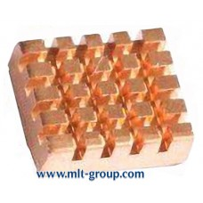 Copper Heat Sink for Raspberry Pi A+
