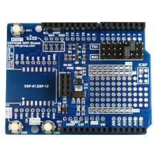 ESP8266 WIFI Shield with ESP-01, ESP-07, ESP-12 for Arduino