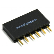 6pin 2.54mm Female Header for Arduino