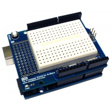 Tie Prototype Shield & Breadboard for Arduino