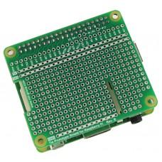Tie Prototype Shield Rev.B for Raspberry Pi B+ / A+ / Pi 2