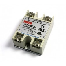 Solid State Relay 100A SSR-100 DA (DC to AC)