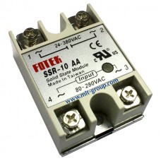 Solid State Relay 10A SSR-10 AA (AC to AC)