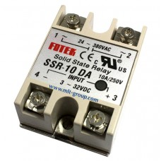 Solid State Relay 10A SSR-10 DA (DC to AC)