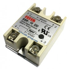 Solid State Relay 10A SSR-10 DD (DC to DC)