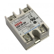 Solid State Relay 40A SSR-40 DD (DC to DC)