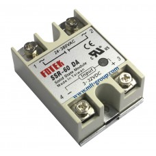 Solid State Relay 60A SSR-60 DA (DC to AC)