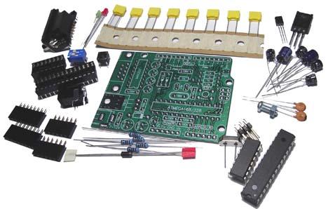 Dino ( Arduino Compatible ) KIT - Duemilanove ATmega328